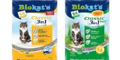 Biokat Kattenbakvulling